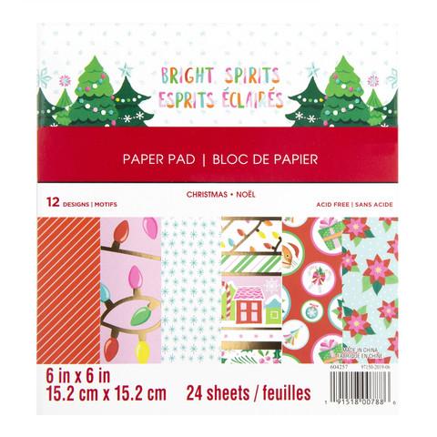 Craft Smith Bright Spirits paperikko 6x6