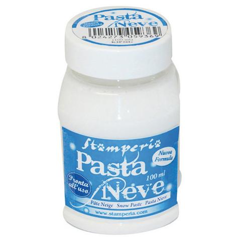 Snow Pasta lumipasta Stamperia 100ml