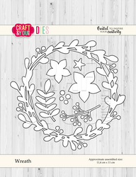 CRAFT & YOU DIE Wreath  CW057