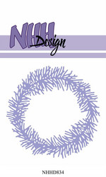 NHH Design stanssi Pine Wreath