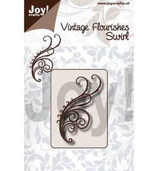 Joy Craft stanssi Swirl kiehkura 6003/0092