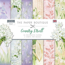 Paper Boutique paperikko Country Stroll 6x6