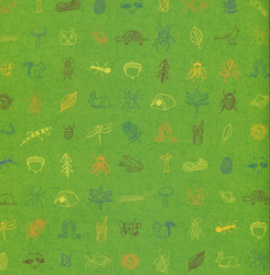 K&Company paperi Rough & Tumble Nature 12x12