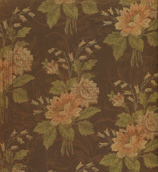 K&Company paperi Classi K Bailey Brown Floral 12x12