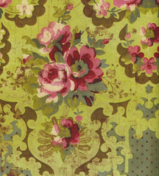 K&Company paperi BW Madeline Rose Wallpaper 12x12
