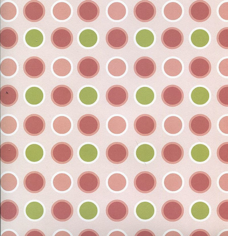 Skräppäyspaperi 3 Bugs in a rug , Luke & Lola Bottle 30,5x30,5cm