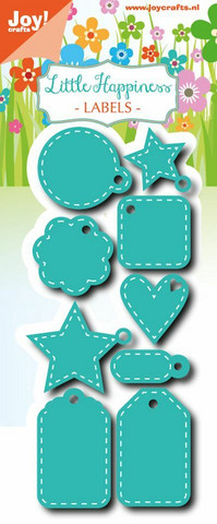 Joy Craft stanssit Little Happiness Labels