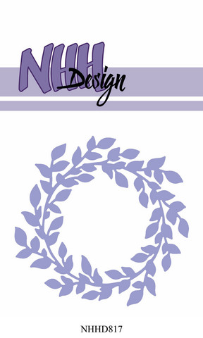 NHH Design stanssi Wreath 2  NHHD817