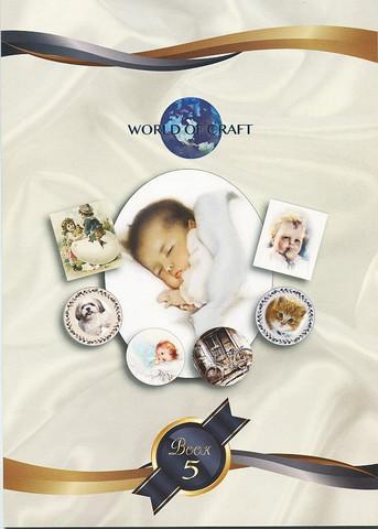 Korttikuvakirja World of craft 5 a4