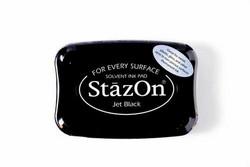 StazOn leimamuste Jet Black