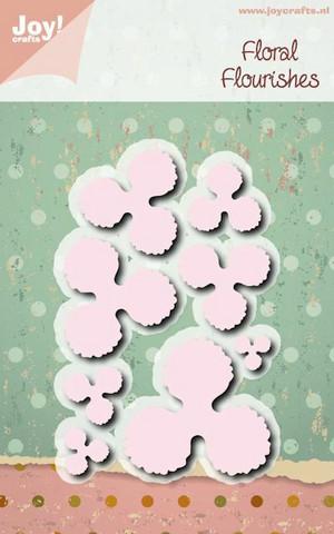Joy Craft stanssi kukat  Floral flourishes 6002/1082