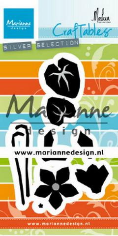Marianne Design stanssit craftables syklaami cr1479