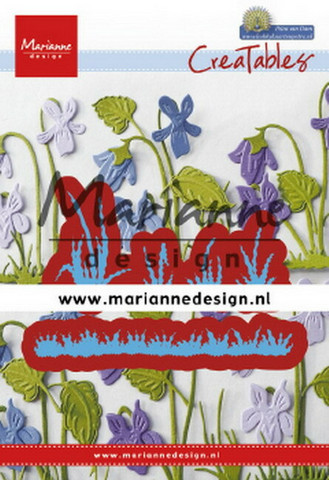 Marianne Design stanssit ruohot Petra's grass LR0650