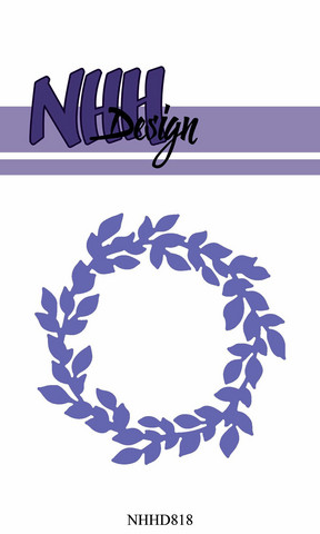 NHH Design stanssi Wreath 3  NHHD818