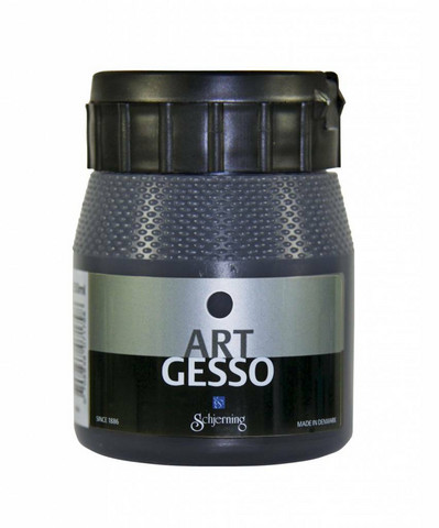 Musta gesso Schjerning Art 250ml