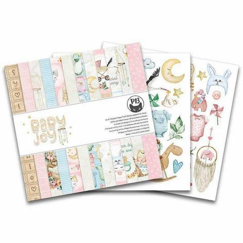 Piatek paperikko Baby Joy 6x6
