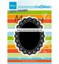 Marianne Design stanssi Shaker Oval pitsiovaali cr1500