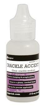 Ranger Crackle accents krakleerausaine 18ml