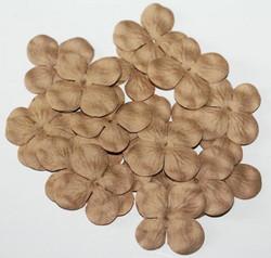 Paperikukat hortensiat hiekka 20kpl