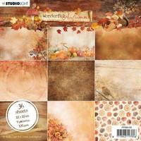 Studiolight paperilehtiö Wonderful Autumn PPWA150