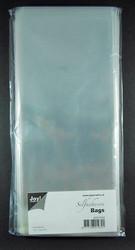 Sellofaanipussit sulkijalla 115 x 225mm 100kpl Joy Craft