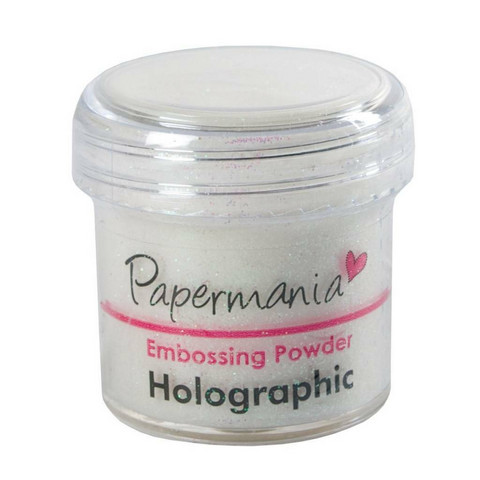 Papermania kohojauhe Holographic