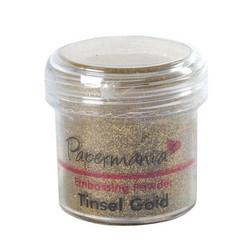 Papermania kohojauhe Tinsel Gold