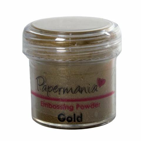 Papermania kohojauhe Gold