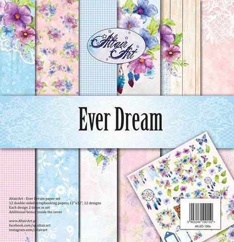 Altair Art Ever Dream paperisetti 12x12