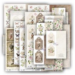 Altair Art paperit/leikekuvat Mysterious Garden