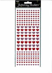 Kimaltavat sydäntarrat 2742
