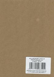 Korttipohjat a6 Uusio ruskea 25kpl JK Primeco