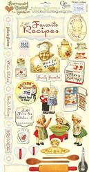 Crafty Secrets vintage tarrat What´s Cooking
