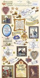 Crafty Secrets vintage tarrat Jewish Celebrations
