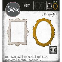 Sizzix BigZ-stanssi Décor Frames 664440 Tim Holtz