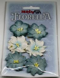 Florella koristekukat gardenia tsininen 6kpl 023