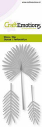 CraftEmotions stanssit fan palm