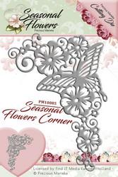 Precious Marieke stanssi Seasonal Flowers - Corner