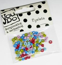 You Do eyeletit mixed colors 1/8