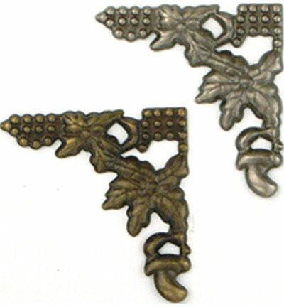 Metallikoristeet kulmat 11810-2002