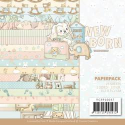 Yvonne Creations paperikko Newborn 15,2x15,2cm