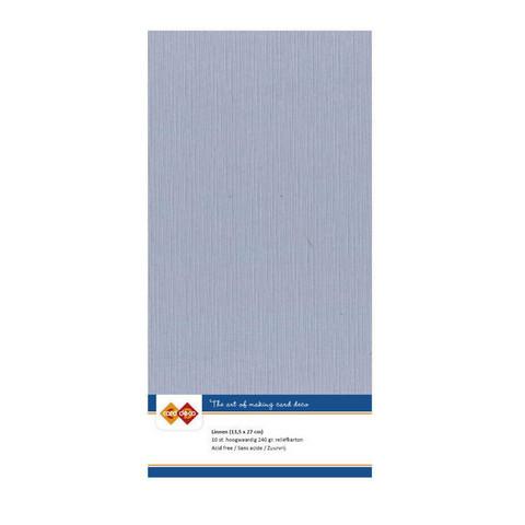 Tekstuuri korttikartongit Old Blue 13,5x27 10kpl