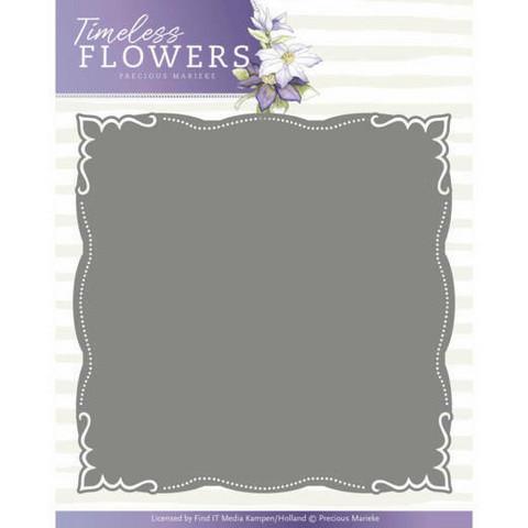 Precious Marieke stanssi Timeless Flowers - Frame Layered Dies