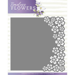 Precious Marieke stanssi Timeless Flowers - Buttercup Frame