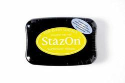 StazOn leimamuste Sunflower Yellow
