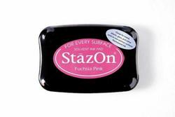 StazOn leimamuste Fuchsia Pink
