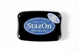 StazOn leimamuste Hydrangea Blue