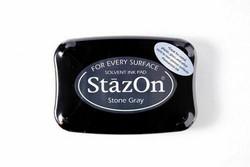 StazOn leimamuste Stone Gray