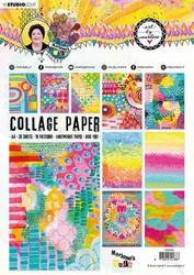 Art By Marlene Collage Paperisetti Marlene´s World 09 a4