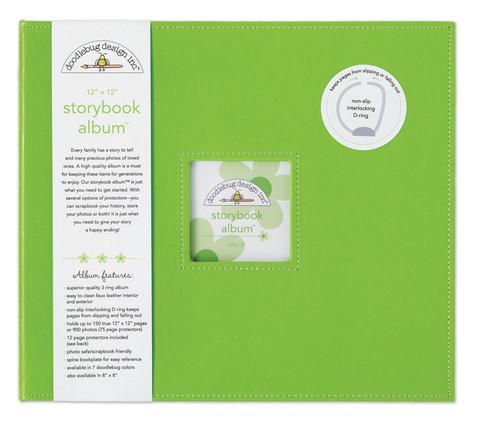 Doodlebug Design albumi 12x12